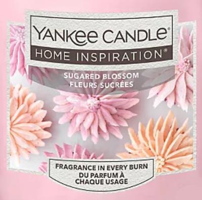 Sugared Blossom Yankee Candle Wax Crumble Pot