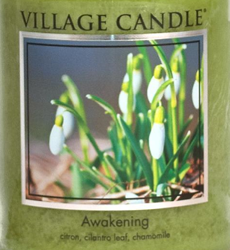 Awakening Village Candle Wax Crumble Pot 22g