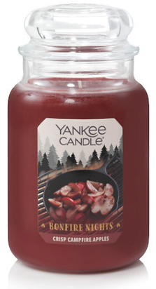 crisp campfire apples usa yankee candle.