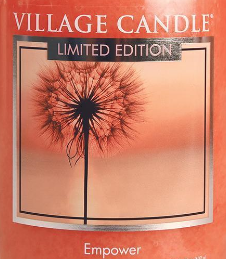 Empower USA Village Candle Wax Crumble Pot