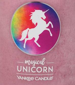 Magical Unicorn USA Yankee Candle Wax Crumble Pot