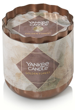 Golden Forest Limited Edition Candles -