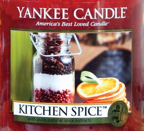 Kitchen Spice USA Yankee Candle Wax Crumble Pot 22g