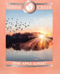 Pink Apple Sunset USA Goose Creek Wax Crumble Pot