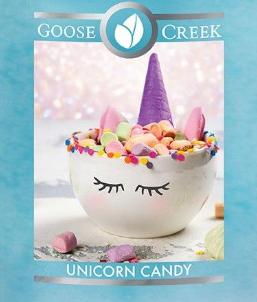 Unicorn Candy Goose Creek Wax Crumble Pot 22g