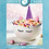 Thumbnail: Unicorn Candy Goose Creek Wax Crumble Pot 22g