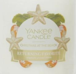 Christmas At The Beach USA Yankee Candle Wax Crumble Pot