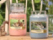 WATER GARDEN GARDEN PICNIC YANKEE CANDLE