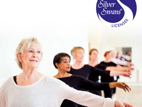 Silver Swans Ballet (55+)