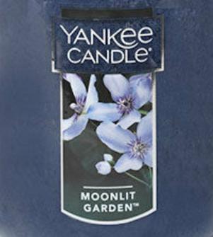 Moonlit Garden USA Yankee Candle Wax Crumble Pot
