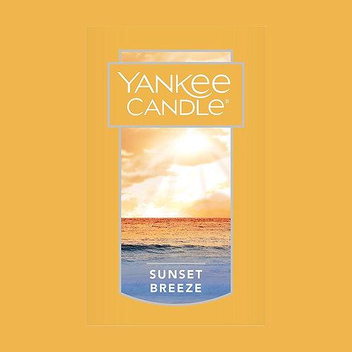 Sunset Breeze USA Yankee Candle Wax Crumble Pot