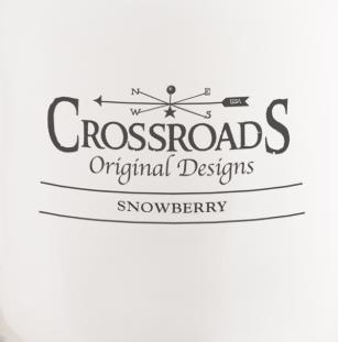 Snowberry USA Crossroads Wax Crumble Pot 22g