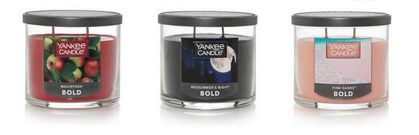 yankee candle bold candles usa wax addic