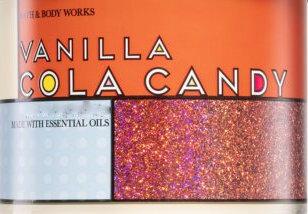 Vanilla Cola Candy USA Bath and Body Works Wax Crumble Pot