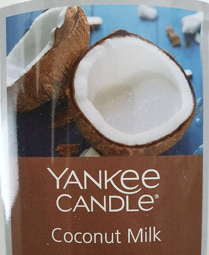 Coconut Milk USA Yankee Candle Wax Crumble Pot