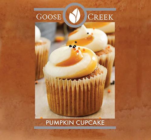 Pumpkin Cupcake Goose Creek Wax Crumble Pot 22g