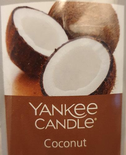 Coconut USA Yankee Candle Wax Crumble Pot