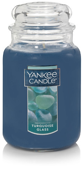 Turquoise Glass - Yankee Candle usa 2019