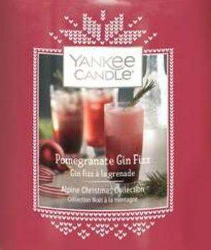 Pomegranate Gin Fizz USA Yankee Candle Wax Crumble Pot