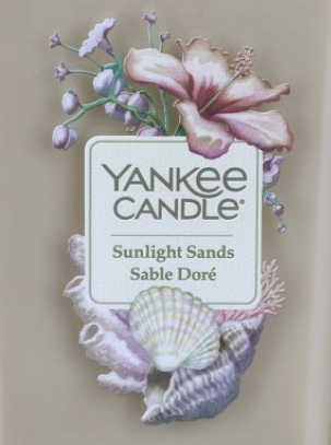 Sunlight Sands Elevation Yankee Candle Soy Wax Crumble Pot