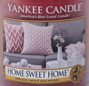 Home Sweet Home Yankee Candle Wax Crumble Pot 22g