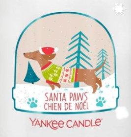 Santa Paws USA Yankee Candle Wax Crumble Pot 22g