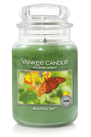 beautiful day yankee candle wax addicts