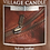 Thumbnail: Italian Leather Village Candle Wax Crumble Pot 22g