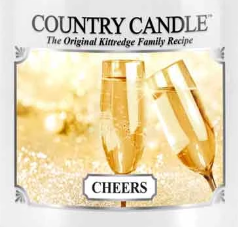 Cheers Kittredge/Country Candle Wax Crumble Pot 22g