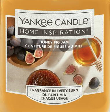 Honey Fig Jam Yankee Candle Wax Crumble Pot 22g