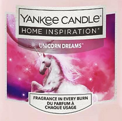 Unicorn Dreams Yankee Candle Wax Crumble Pot