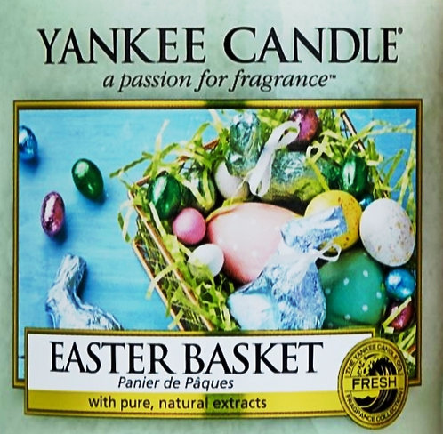 Easter Basket Yankee Candle Wax Crumble Pot