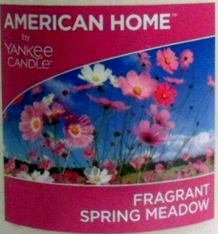 Fragrant Spring Meadow Yankee Candle Wax Crumble Pot