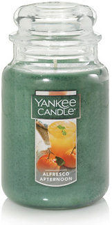 Alfresco Afternoon Yankee Candle 2019 us