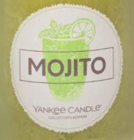 Mojito USA Yankee Candle Wax Crumble Pot 22g