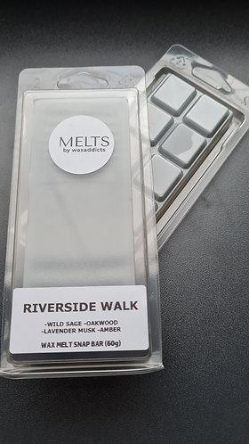 Riverside Walk Wax Melt Snap Bar by Wax Addicts