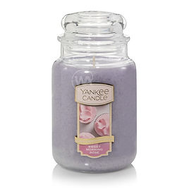 SWEET MORNING ROSE YANKEE CANDLE 2019 SU