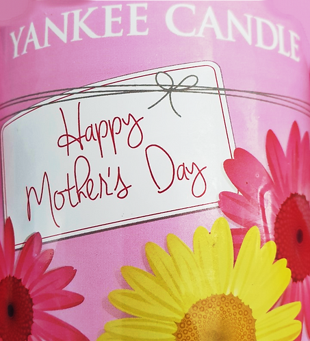 Happy Mother's Day USA Yankee Candle Wax Crumble Pot 22g