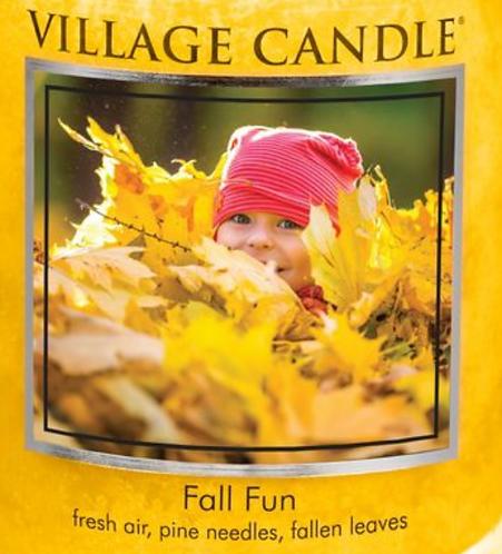 Fall Fun Village Candle Wax Crumble Pot 22g