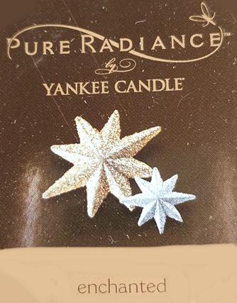 Enchanted USA Rare Yankee Candle Wax Crumble Pot
