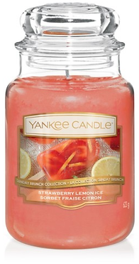 strawberry Lemon Ice  Yankee Candle 2019