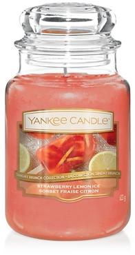 strawberry Lemon Ice  Yankee Candle 2019