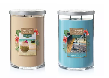2021 YANKEE CANDLE USA BEACH ESCAPE COCO