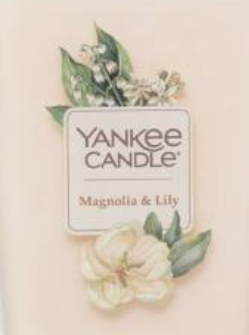 Magnolia and Lily USA Elevation Yankee Candle Soy Wax Crumble Pot