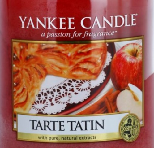 Tarte Tatin Yankee Candle Wax Crumble Pot