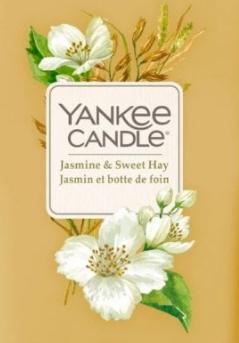 Jasmine and Sweet Hay USA Elevation Yankee Candle Soy Wax Crumble Pot
