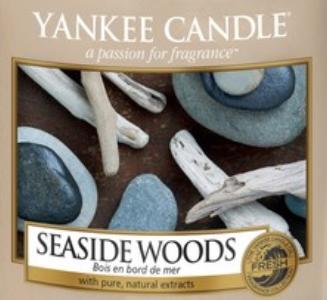 Seaside Woods Yankee Candle Wax Crumble Pot