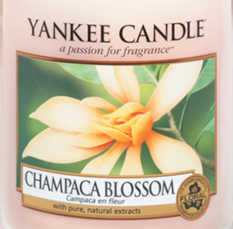Champaca Blossom Yankee Candle Wax Crumble Pot