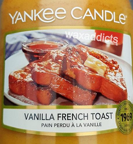 Vanilla French Toast Yankee Candle Wax Crumble Pot