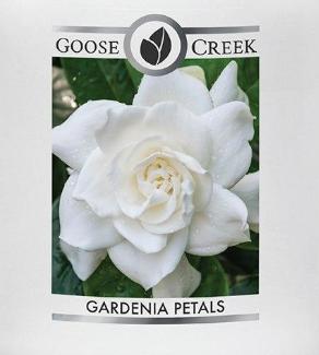 Gardenia Petals Goose Creek Wax Crumble Pot 22g
